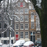 winter at Brouwersgracht 49